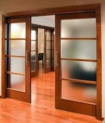 Precio puertas correderas empotradas awesome cool finest dos puertas en el mismo hueco de - Precio puertas correderas empotradas ...