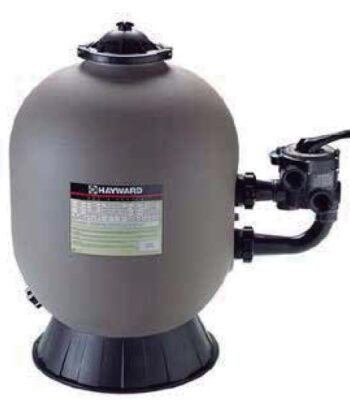 filtro hayward soplado